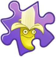 Banana Launcher Puzzle Piece