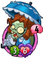 Parasol ZombieH