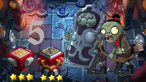 PvZ Online - Adventure Mode - Chessboard Miju 5