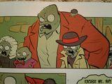 List of minor Plants vs. Zombies Comics characters