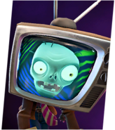 CharacterSelect Zombie TVHead