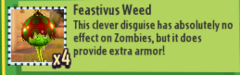 Feastivus Weed Stickerbook Description