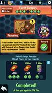 Health-Nut Daily Challenge