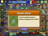 Obtaining 6 Mints From Battlez