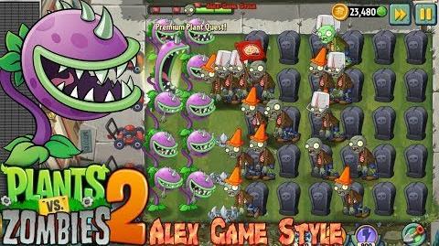 Chomper | Plants vs. Zombies Wiki | FANDOM powered by Wikia