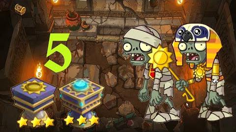 PvZ Online - Adventure Mode - Pyramid of Terror 5