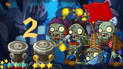 PvZ Online - Adventure Mode - Treasure Cave 2