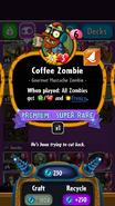 CoffeeZStat