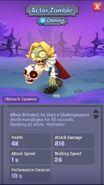 Actor Zombie Almanac