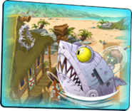Big Wave Beach New Chinese Preview Image