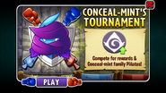 Conceal-mint's Tournament