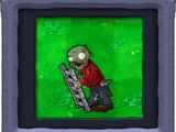 Ladder Zombie