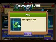 Aloe Unlocked