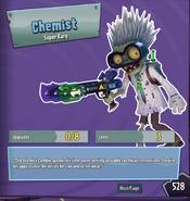 Chemist stickerbook gw2