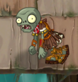 Roman Zombie In-Game