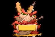 Tombstone HeadstoneTile UNCOMMON Hotdogs