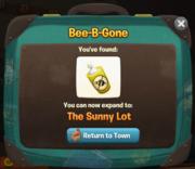 Bee-B-Gone got