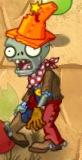 Conehead cowboy 2nd degrade