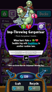 Imp Throwing Gargantuar