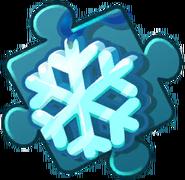 Cold Medal Puzzle Piece Level 2