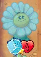 Frozen Power Flower