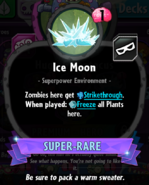Ice Moon Stats