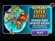 Romans Enter Arena