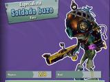 Soldado Buzo