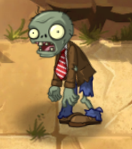 Basic Zombie in Wild West