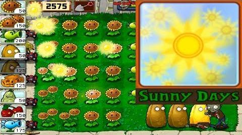 Plants vs. Zombies - Achievement - Sunny Days (Android Gameplay HD) Ep