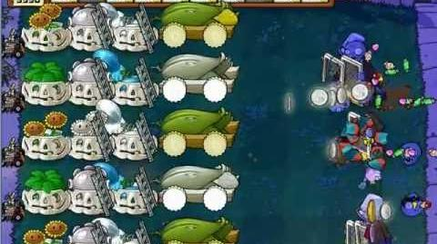 Plants vs Zombies - Defense of the Imitaters
