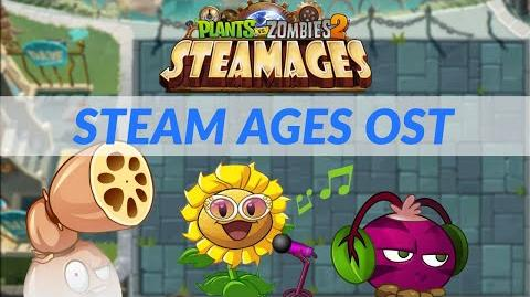 Steam Ages Original Sound Track- Plants Vs Zombies 2 Chinese Version 2.3