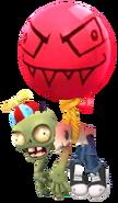 Balloon Zombie3 HD