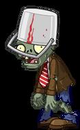 HD Buckethead Zombie