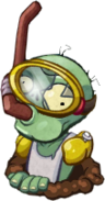 PvZH Snorkel Zombie HD