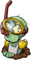 File:PvZH Snorkel Zombie HD.png