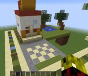 Minecraft Egypt Map.Plants Vs Zombies 2 Dekagamer S Version Maps In Minecraft Plants