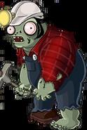 Digger Zombie Almanac Icon Texture