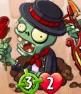 Bullseye Flamenco Zombie
