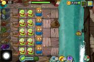Primal Potato Mine on Water