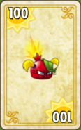Bombegranate Endless Zone Card Level 10