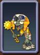 Icon Ra Zombie