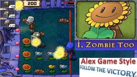 Plants vs. Zombies - Puzzle I, Zombie Too (Unlocked for 150,000 coins) (Android HD) Ep