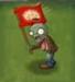 Shrunken Flag Zombie