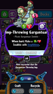 Imp-Throwing Gargantuar stats