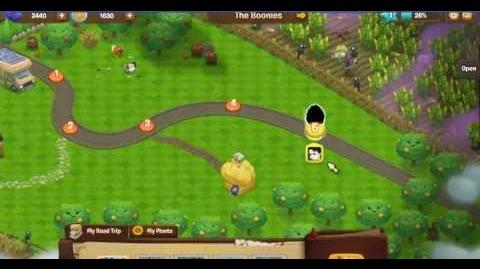 Plants vs Zombies Adventures Facebook game Part 3