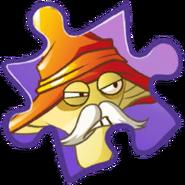Fireshroom Puzzle Piece