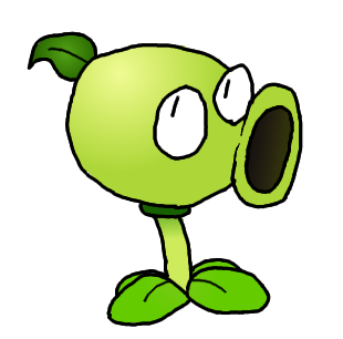 Image - Peashooter!.png | Plants vs. Zombies Wiki | FANDOM ...
