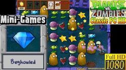 Plants vs. Zombies - Beghouled Mini-Games - Classic PC HD (Ep