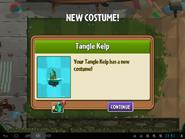 Obtain TK costume